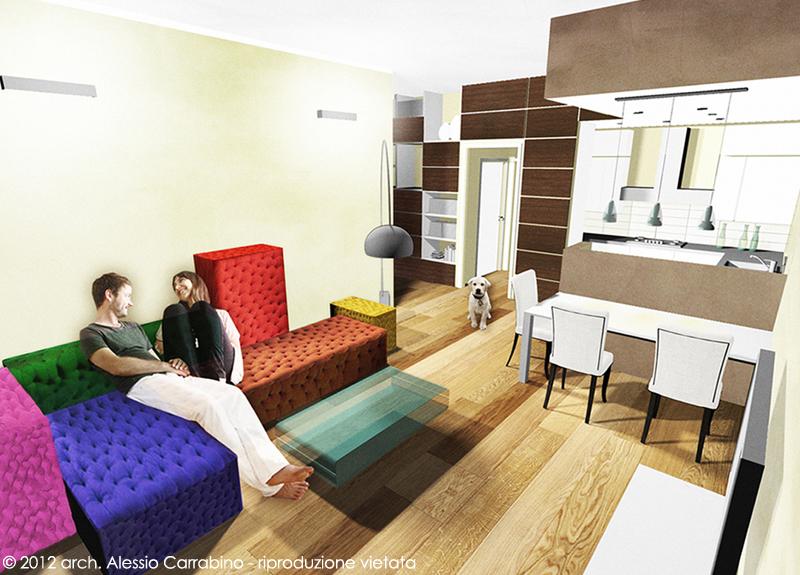 Ristrutturazione della casa per futuri sposi architetto - Architetto per ristrutturazione casa ...