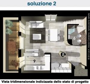 ricavare un angolo studio nella zona living | architetto consiglia - Zona Studio In Soggiorno