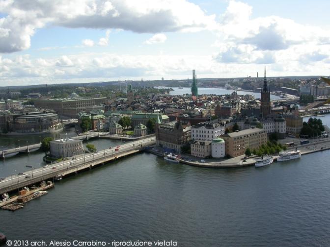 01 Stoccolma – Introduzione, Gamla Stan e Palazzo reale