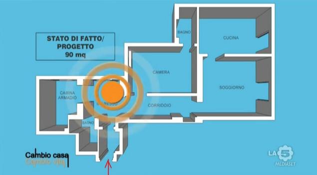 Simone rugiati case famose architetto consiglia for Casa rugiati