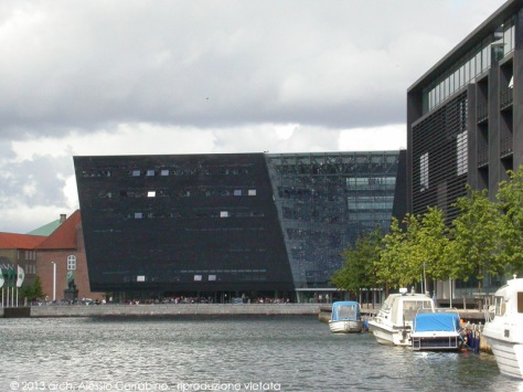 Copenaghen, Biblioteca Reale