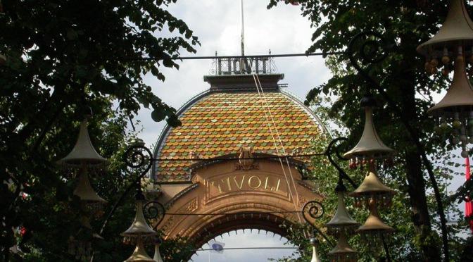 05 Copenaghen – Giardini di Tivoli e Danish Architecture Centre