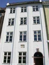 Abitazione dove H. C. Andersen ha vissuto per 20 anni (civico n. 67).