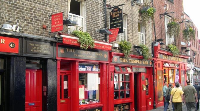 01 Dublino | Introduzione