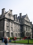 Parliament Square.