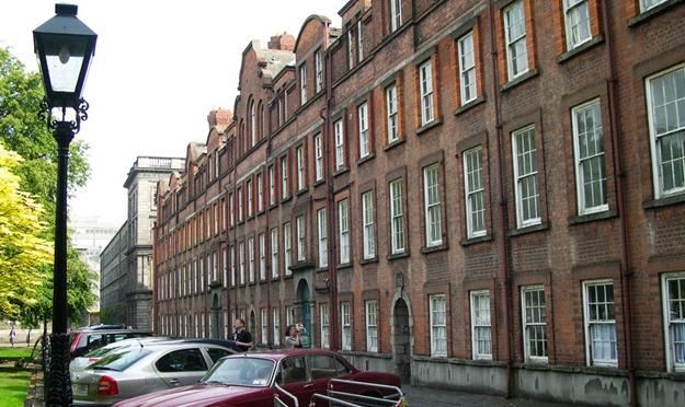 02 Dublino | Trinity College