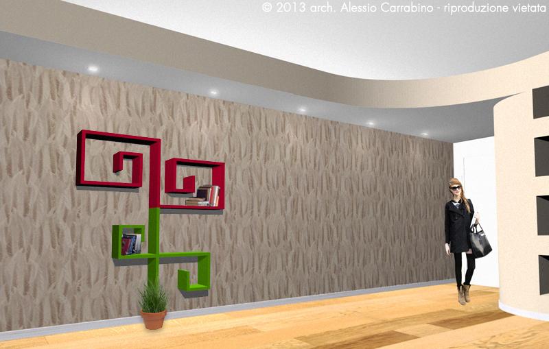 Revisione della planimetria attuale parte 3 architetto for Consigli architetto