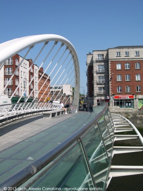 James Joyce Bridge.