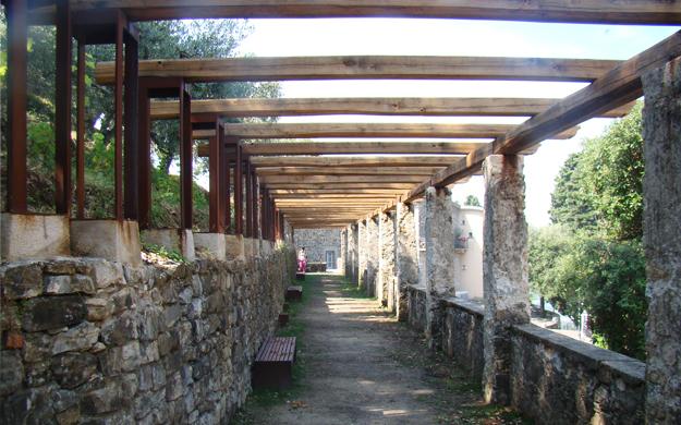 Il Parco del Castello di Bolano