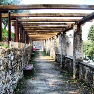 Bolano, Parco del Castello