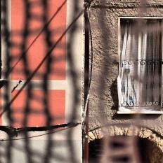 Bolano, dettaglio dalla finestra