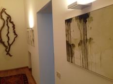 L'abitazione di Massimiliano Rossi