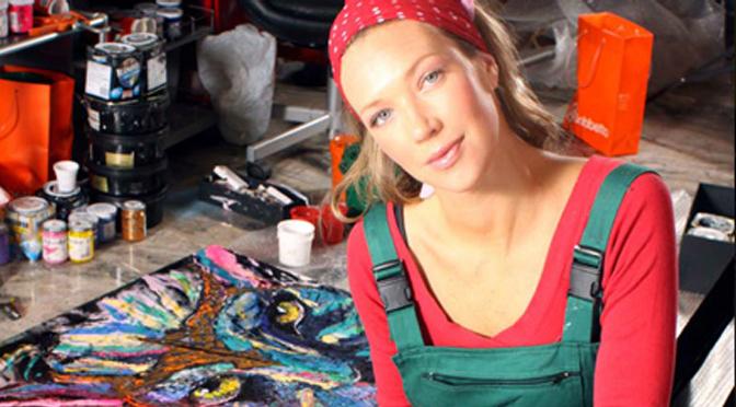 Ludmilla Radchenko | case famose