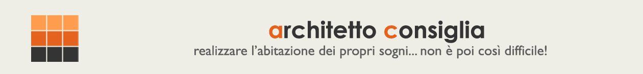 ARCHITETTO CONSIGLIA