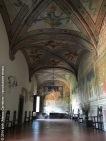 Castello di Fosdinovo - Il grande salone
