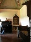 Castello di Fosdinovo - La stanza di Dante
