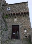 Castello di Fosdinovo - Ingresso