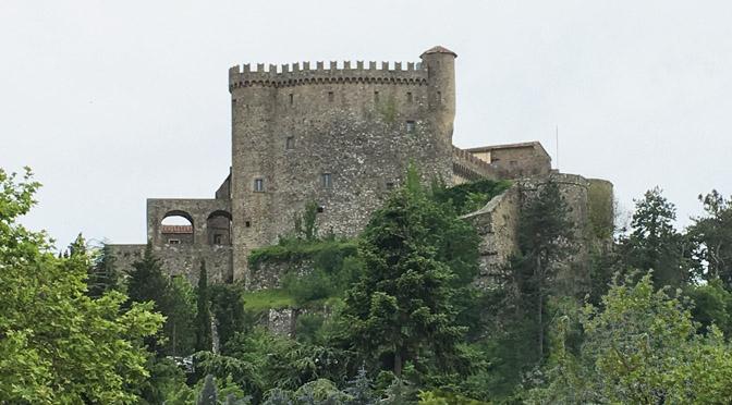 Il Castello di Fosdinovo