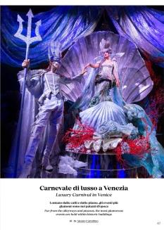 Carnevale di lusso a Venezia | Luxury Carnival in Venice