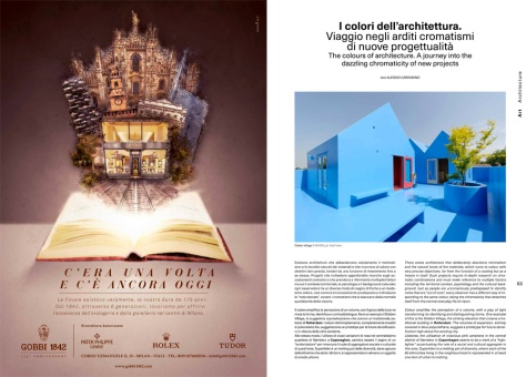 I colori dell'architettura | The colours of architecture