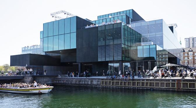 BLOX: connessione e flessibilità sul porto di Copenaghen