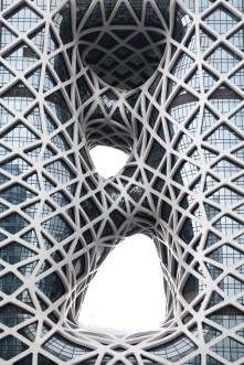 Morpheus Hotel - © Zaha Hadid architects - c