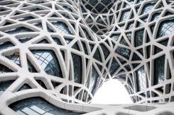 Morpheus Hotel - © Zaha Hadid architects - Ph. Ivan Dupont