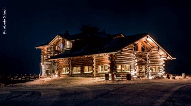 A un passo dal cielo – Sunny Valley Kelo Mountain Lodge