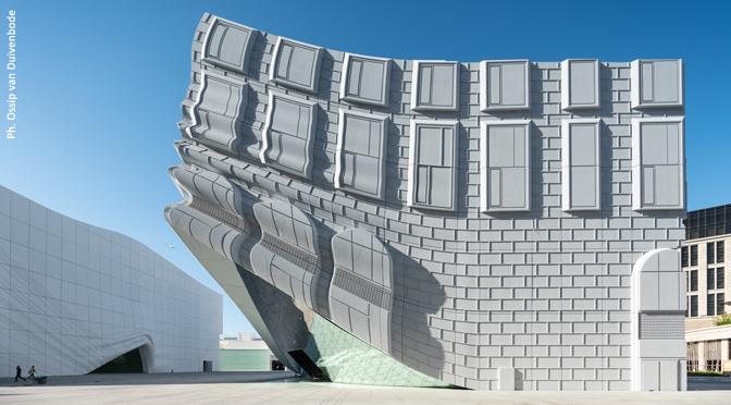 ART-itecture: quando l'arte contamina l'architettura
