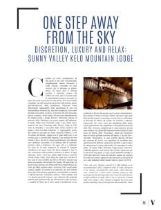 Sunny Valley Mountain Lodge Kelo 2