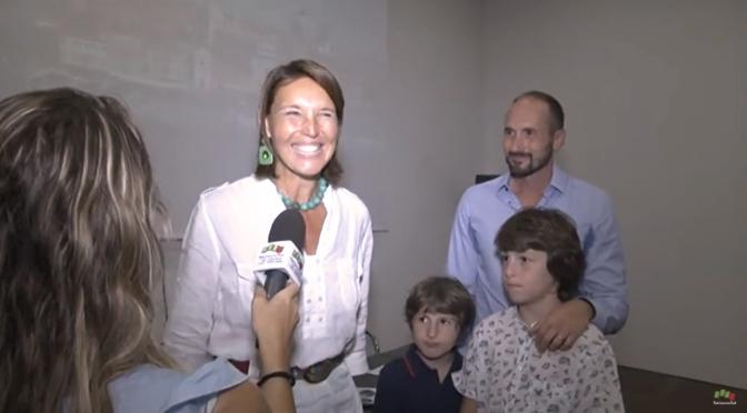 """""""In gita con papà"""": Città protagonista sulla web tv"""